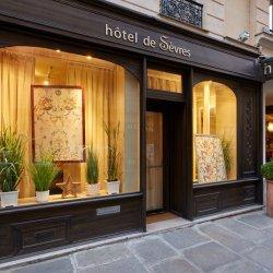 Hotel de Sevres - Localisation