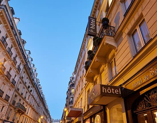 Hotel de Sevres - Quartier